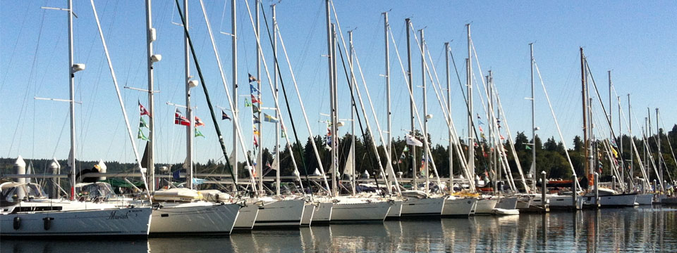 Large Selection of Pre-owned Sailboats