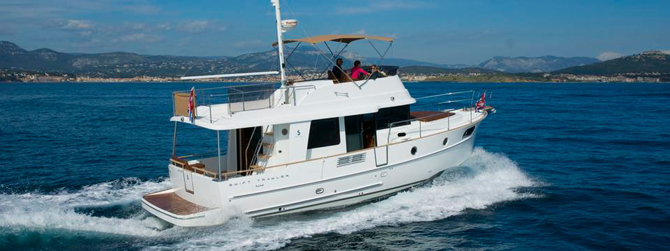 Beneteau Reinvents the Trawler!