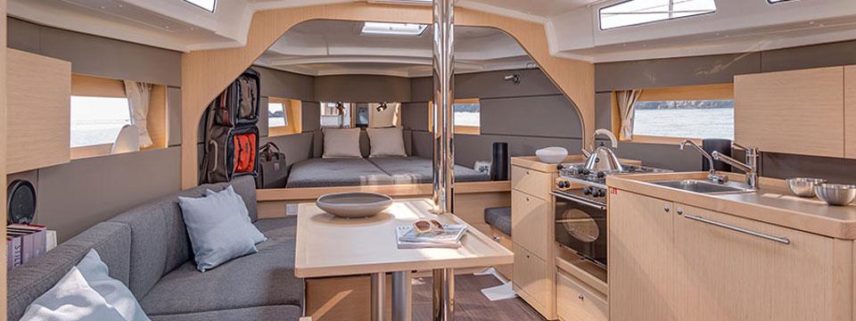 Welcome Aboard - Beneteau Oceanis 38