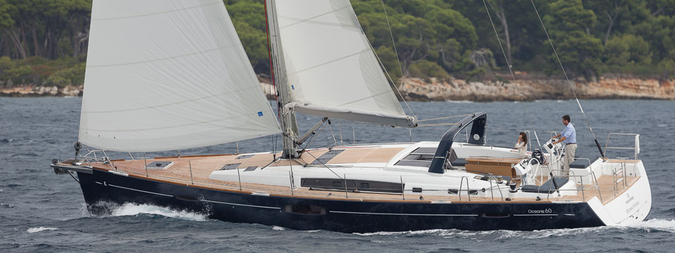Our New Flagship! The Oceanis 60.