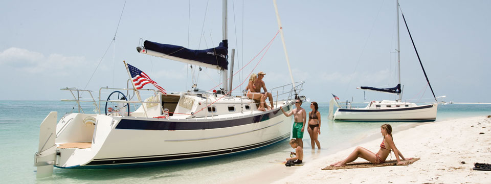 Now Representing Seaward Sailboats
