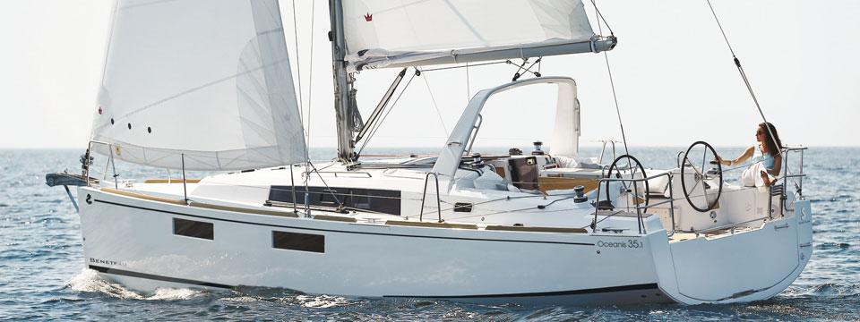 Welcome Aboard - Beneteau Oceanis 35