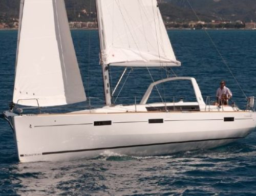 SPECIAL! Our Very Last Beneteau Oceanis 45
