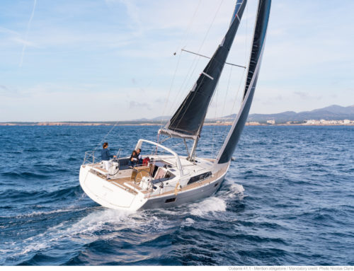 SALE SPECIAL – Beneteau 41.1 Hull #82. Save $14,586! Fully loaded!